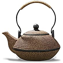 GAOJIAN Tetera de agua hervida caldera de cerámica estufa de la viga grande hervidor de agua