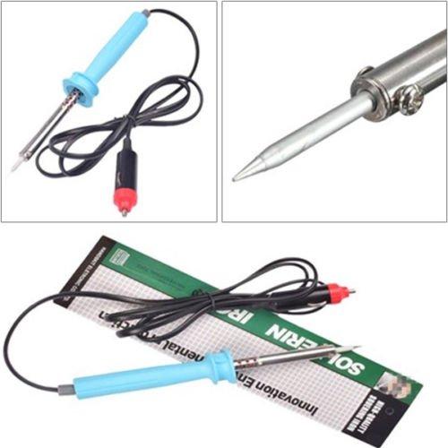 Preisvergleich Produktbild Ting Ao 12 V DC 60 W Auto elektrische Solder Lötkolben für Zigarettenanzünder Nice