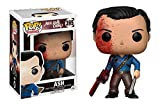Funko - Figurine Ash VS Evil Dead - Bloody Ash Exclu Pop 10cm - 0889698137454