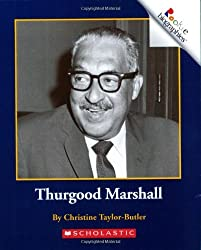 Thurgood Marshall (Rookie Biographies (Paperback)) by Christine Taylor-Butler (2006-09-01)