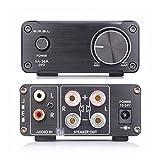 SMSL SA-36A Pro Black Mini Digital Audio Verstärker, Schwarz
