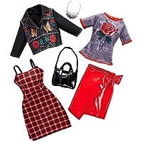Rose Style | 2 Trend Fashion Set | Barbie | Mattel FKT28 | Doll Clothes