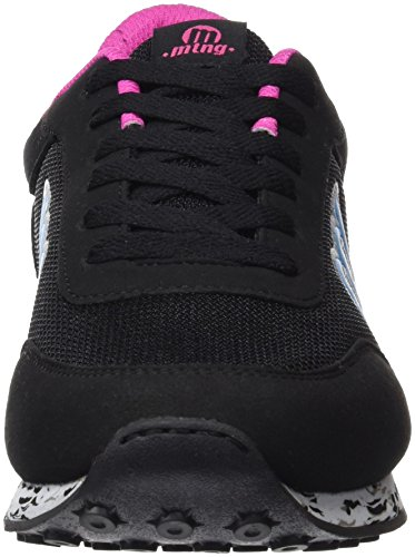 Mtng Funner Chica, Chaussures De Fitness Pour Femme Noir (noir)