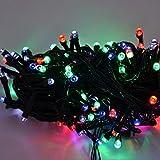 GTC Decoration LED Lights 5 METRE Long for - Diwali Lights/Festival Lights/Wedding Lights/Gifting Lights/Christmas Lights/New Year Lights (Multi Color) Pack of 2