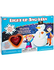 Ideal Schnee Toys Light Up sno-man