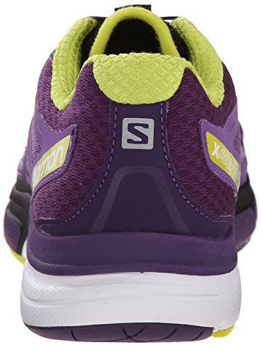 Salomon L37906700, Scarpe da Trail Running Donna, Viola Multi Colore