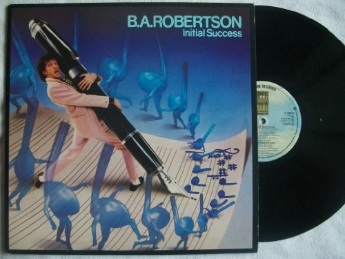 B. A. Robertson: Initial Success, used for sale  Delivered anywhere in UK