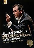 Tugan Sokhiev: Orchestre National Du Capitole De Toulouse [DVD]