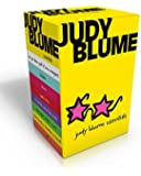 Judy Blume Essentials: Are You There God? It's Me, Margaret/Blubber/Deenie/Iggie's House/It's Not the End of the World/Then Again, Maybe I Won't/Starring Sally J. Freedman as Herself