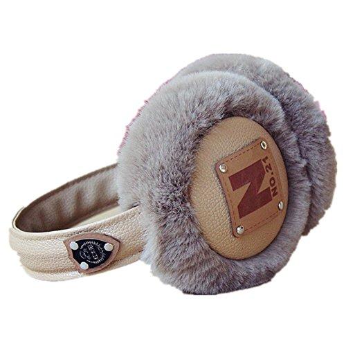 Pormow Damen Warm Halten Winter-Ohrenschützer Outdoor-Wärme