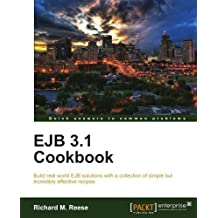 EJB 3.1 Cookbook by Richard M. Reese (2011-06-08)