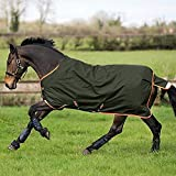 Horseware Amigo Bravo 12 Turnout lite 30g - Hunter Green
