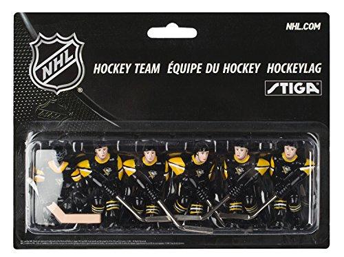 Stiga NHL Pittsburgh Pinguine Tisch-Hockeyspieler Team Pack