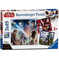 Ravensburger UK 8039Star Wars Episode 8Die letzten Jedi Puzzle