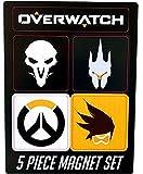 Overwatch 5-Piece Jumbo Magnet Set