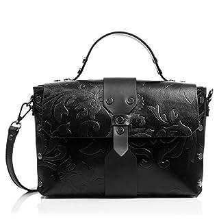 GODIVA Leder Handtasche Firenze Artegiani | TOP Qualität