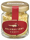 Incanta i vostri ospiti con queste scaglie die oro. Questo metallo prezioso finemente usurati può essere trovato come un coloranto alimentare riconosciuta in cucina e l'alta qualità degli spiriti produzione di nuovo. GoldGourmet foglia d'oro ...