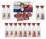 Rubino Chem Oie Jaune Olè Essence Déodorant oie Savon Parfumé–(Agrumes Bergamote)
