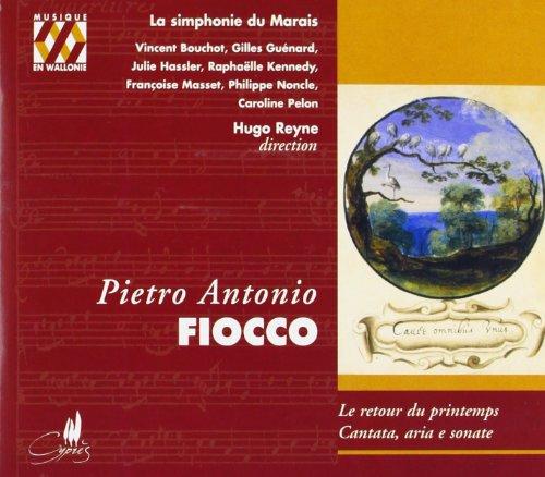 Musique en Wallonie - Pierre-Antonie Fiocco (Le retour du printemps)
