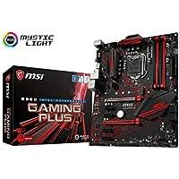 Intel B360 Gaming Plus Carte mère MSI LGA1151 ATX