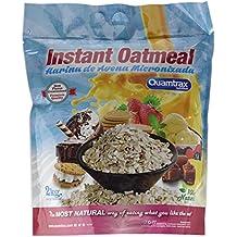 Quamtrax Nutrition Avena Instantánea de Sabor Galleta Tradicional ...