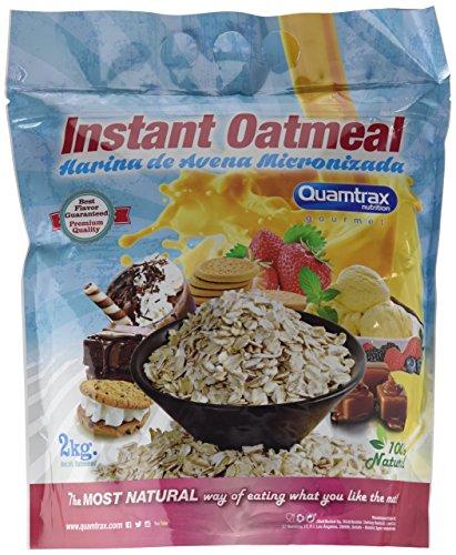 Quamtrax Nutrition Avena Instantánea de Sabor Galleta Tradicional - 900 gr