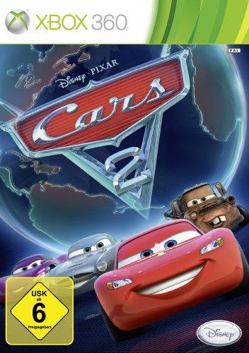 Cars 2 - Das Videospiel - Spiel Cars Xbox 2 360