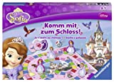 Ravensburger 22282 - Disney Sofia the First: Komm mit zum Schloss, Brettspiel