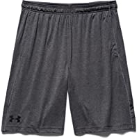 Under Armour, Raid 8 Short, Pantaloncini, Uomo, Grigio (Carbon Heather/Black 090), M