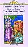 "Cinderella and Other Stories from the ""Blue Fairy Book"" (Dover Children's Thrift Classics)"
