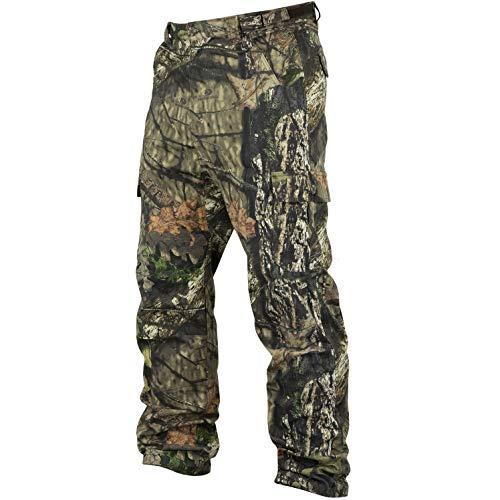 Mossy Oak Herren Cotton Mill 2.0 Hunt Pant Hosen, Break-Up Country, Medium - Mossy Oak Camouflage Kleidung