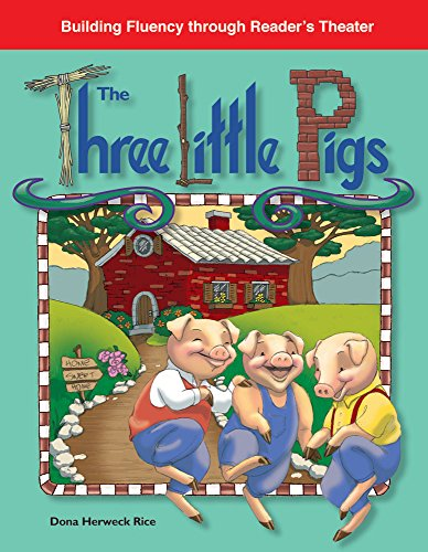 The Three Little Pigs (Building Fluency through Reader's Theater) (English Edition) (Building Fluency)