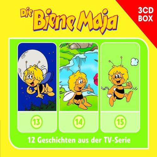Die Biene Maja, Hörspielbox 5 (3 Audio-CDs)