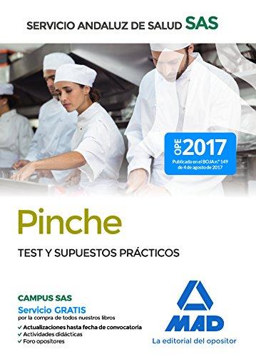 Pinche del Servicio Andaluz de Salud. Test y supuestos prácticos por 7 Editores