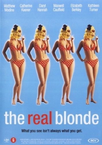 Echt Blond / The Real Blonde [Holland Import]