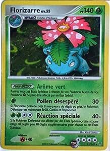 carte Pokémon 13/147 Florizarre 140 PV Série Platine VS NEUF FR