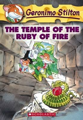 [ GERONIMO STILTON #14: THE TEMPLE OF THE RUBY OF FIRE[ GERONIMO STILTON #14: THE TEMPLE OF THE RUBY OF FIRE ] BY STILTON, GERONIMO ( AUTHOR )DEC-01-2004 PAPERBACK ] Geronimo Stilton #14: The Temple of the Ruby of Fire[ GERONIMO STILTON #14: THE TEMPLE OF THE RUBY OF FIRE ] By Stilton, Geronimo ( Author )Dec-01-2004 Paperback By Stilton, Geronimo ( Author ) Dec-2004 [ Paperback ]