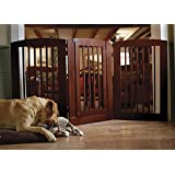 Orvis Three-panel Dog Gate With Door / 36