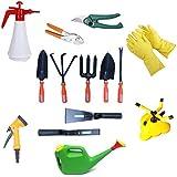 Truphe Garden Tools Box (14 In 1 Garden Tool Box Combo Pack)
