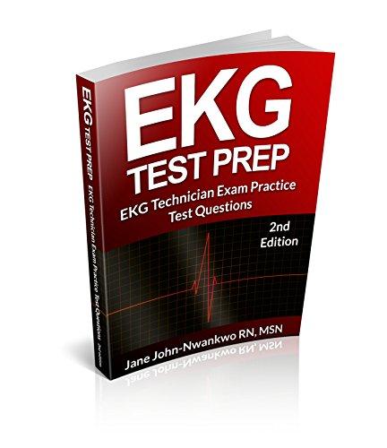 EKG Test Prep: 2nd Edition (English Edition)