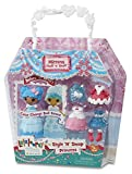 Lalaloopsy  Princess Mittens MiniStyle 'N' Swap Doll