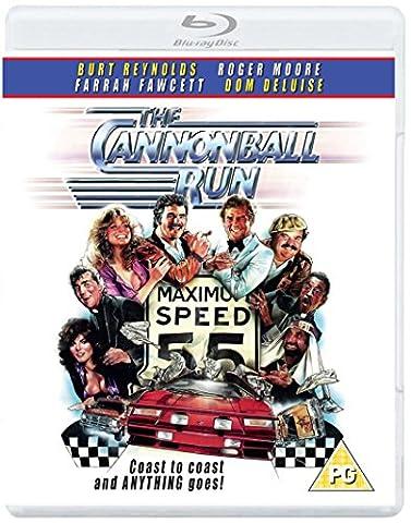 The Cannonball Run (2 Blu-Ray) [Edizione: Regno Unito] [Import anglais]