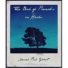 The Book of Proverbs in Haiku