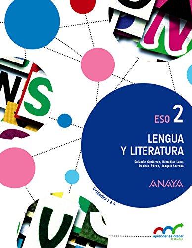 Lengua y literatura 2 (aprender es crecer en conexión)