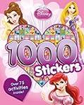 Disney Princess 1000 Sticker Book (10...
