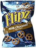 Pretzel Flipz Milk Chocolate 141 g (Pack of 2)