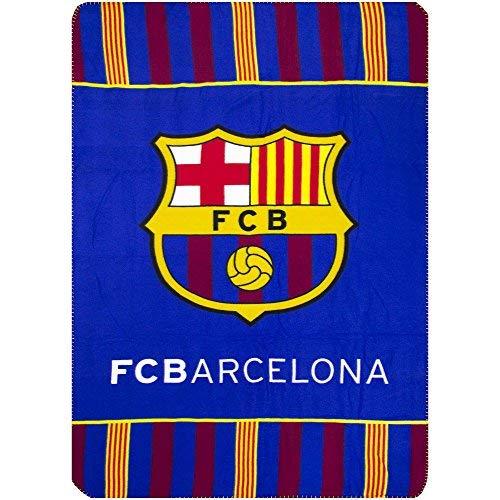 Messi Manta Polar 100x140 cm Barça FC Barcelona