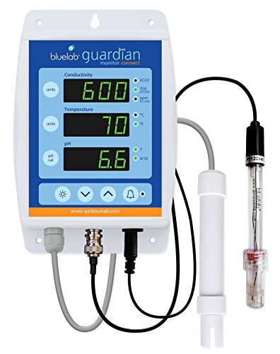 Bluelab Connect Guardian PH, EC und Temperatur Monitor