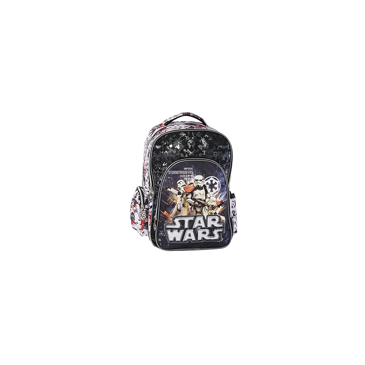 51ZO1Hi%2BQoL. SS1200  - Graffiti Star Wars Mochila Escolar, 44 Centimeters
