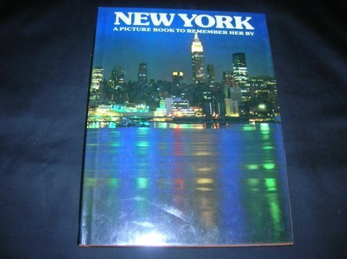 New York: A Picture Book To Remember Her By by Rh Value Publishing (1988-12-12)